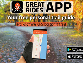Great Rides App - Navigate on the Go